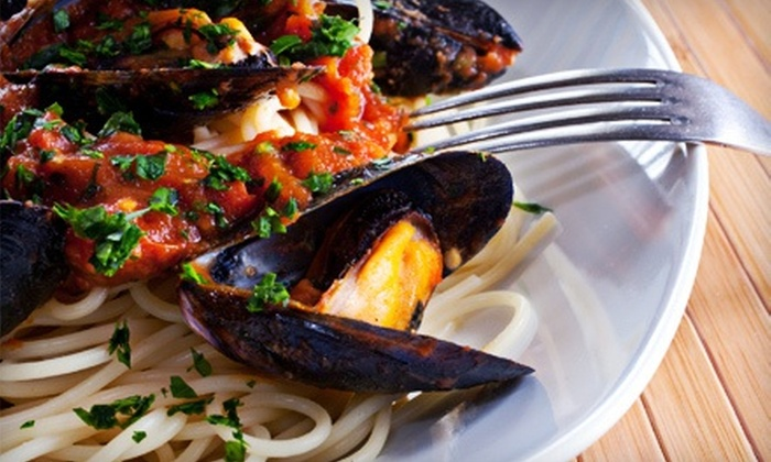 Porto Bello Restaurant - Wakefield: Italian and Portuguese Cuisine at Porto Bello Restaurant (Half Off). Two Options Available.