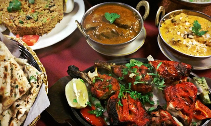 Cafe India - Downtown Nashua: Indian Food at Cafe India (Half Off). Two Options Available.