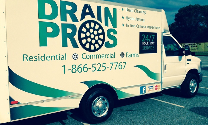 Drain Pros Inc. - Minneapolis / St Paul: Drain Cleaning and a Video Diagnostic Service from DRAIN PROS INC. (45% Off)