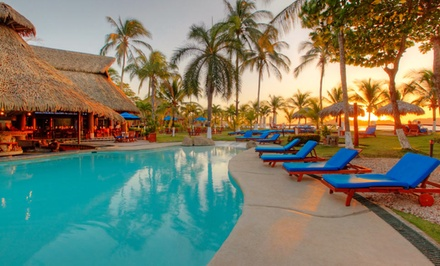 groupon daily deal - 3- or 4-Night Stay for Up to Four in a One- or Two-Bedroom Suite at Bahia del Sol Hotel in Costa Rica