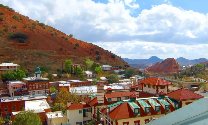 Gym Club Suites - Bisbee, AZ: Stay at Gym Club Suites in Bisbee, AZ. Dates into August.