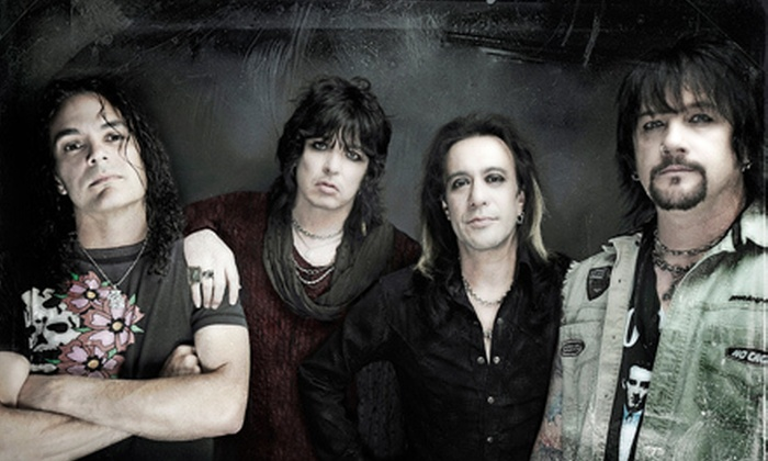 Operation Rock featuring Cinderella with Sebastian Bach - DTE Energy Music Theater: Cinderella with Sebastian Bach at DTE Energy Music Theatre on Saturday, August 18, at 5 p.m. (Up to $38.10 Value)
