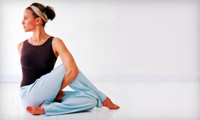 Bikram Yoga Falls Church - West End Plaza - Bikram Yoga: 5 or 10 Yoga Classes at Bikram Yoga Falls Church (Up to 72% Off)