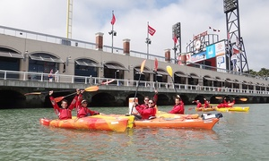 City Kayak: Kayak Trip for One, Two, or Four from City Kayak (Up to 51% Off)