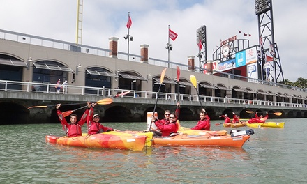 Kayak Trip for One, Two, or Four from City Kayak (Up to 51% Off)