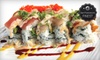 Zakuro Japanese Bistro & Sushi Bar - Pleasanton Meadows: $20 for $40 Worth of Sushi and Japanese Cuisine at Zakuro Japanese Bistro & Sushi Bar