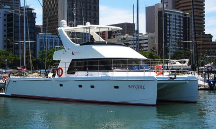 Hakuna Matata Charter - Hakuna Matata Charters: One-Hour Sea Cruise from R160 with Hakuna Matata Charters (50% Off)