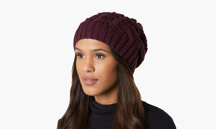 Up To 50% Off on Women s Soft Slouchy Beanie Hat  762065c79061