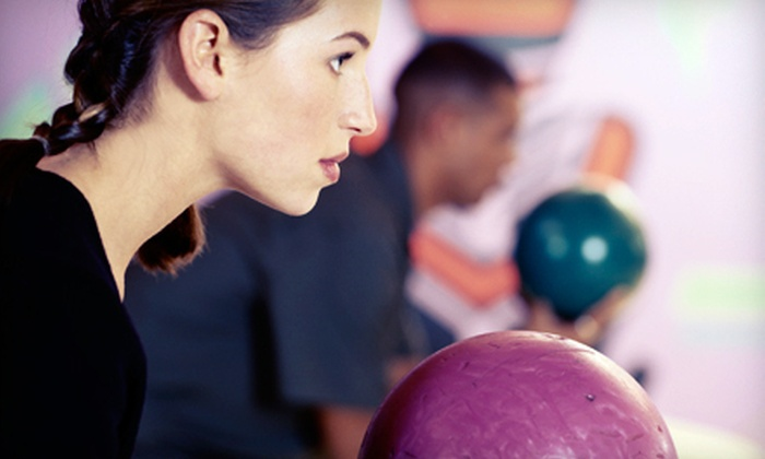 Baldwin Bowl - Baldwin: $29 for Two Hours of Unlimited Bowling for Up to Six with Shoe Rentals and Pizza at Baldwin Bowl in Baldwin (Up to $73.50 Value)