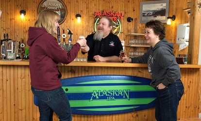 Brewery Experience for One, Two, or Four at Alaskan Brewing Company (Up to 45% Off)