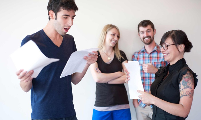 Improv Asylum - Improv Asylum: Level-One Improv Class with Option for Level-Two Class at Improv Asylum (Up to 64% Off)