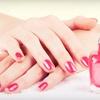51% Off Shellac Manicure at Clover Salon