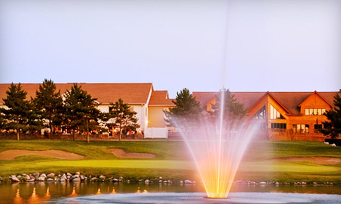 Thumper Pond Resort - Ottertail: Golf Package with or without One- or Two-Night Hotel Stay for Two at Thumper Pond Resort in Ottertail (Up to 53% Off)