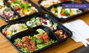 Catering Jedzenie Marzenie: Catering dietetyczny z dostawą: 5 posiłków na 3 dni za 99,99 zł i więcej opcji w Catering Jedzenie Marzenie