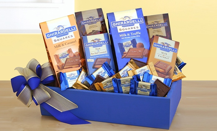 Ghirardelli Party Gift Box: Ghirardelli Party Gift Box