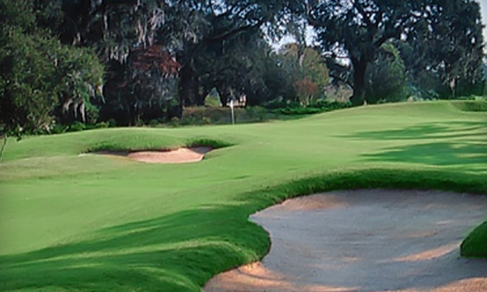 Myrtle Beach Deal Cards - Charlotte: $25 for a Myrtle Beach VIP Golf Card Valid at 17 Courses from Myrtle Beach Deal Cards ($50 Value)