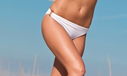 One Brazilian Wax, or Three Brazilian Waxes with Depilar Gel Treatments at Stript Wax Bar (48% Off)