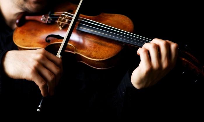 "South Coast Symphony Presents ""The 3 G's: Glazunov, Grofé, and Gershwin"" - Crossline Church: South Coast Symphony Presents ""The 3 G's: Glazunov, Grofé, and Gershwin"" on Friday, November 1 (Up to 57% Off)"