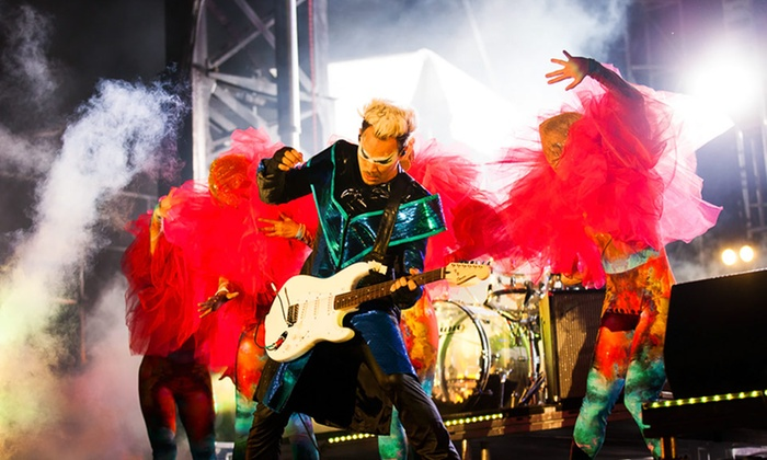 EPIC Trip for Two to Celebrate Halloween with Empire of the Sun - Downtown Los Angeles: 3-NightTripwith Empire of the Sun Concert and Meet-and-Greet, Interactive Horror Show, Airfare, and 4-Star Hotel