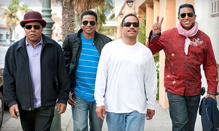 The Jacksons: Unity Tour 2012 - Modell Performing Arts Center at the Lyric: The Jacksons: Unity Tour 2012 at Modell Performing Arts Center at the Lyric on July 1 (Up to $82.10 Value)