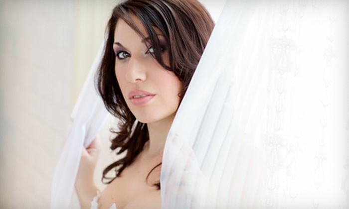 "Simply K Studios - Wethersfield: $85 for a One-Hour On-Location Boudoir Photo-Shoot Package with an 8""x10"" Print from Simply K Studios ($376 Value)"