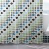 13-Piece Polka-Dot Shower Curtain and Rings Bath Set