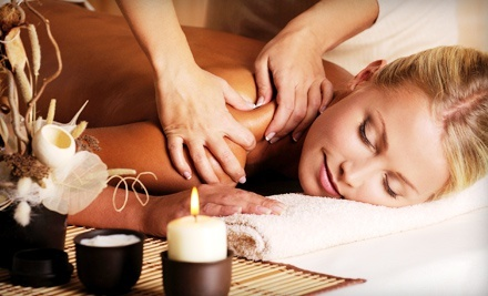 60- or 90-Minute Massage with Option of Hot Stones at Zen Soul Therapy (Half Off)