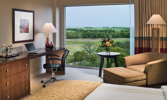 The Dallas/Fort Worth Marriott Hotel & Golf Club at Champions Circle - Fort Worth, TX: Stay at The Dallas/Fort Worth Marriott Hotel & Golf Club at Champions Circle in Fort Worth, TX. Dates into May.