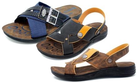 Sandalo o ciabatta Malibu da uomo