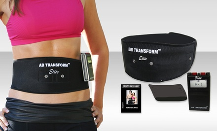 AbTransform Elite Toning Belt. Free Returns.