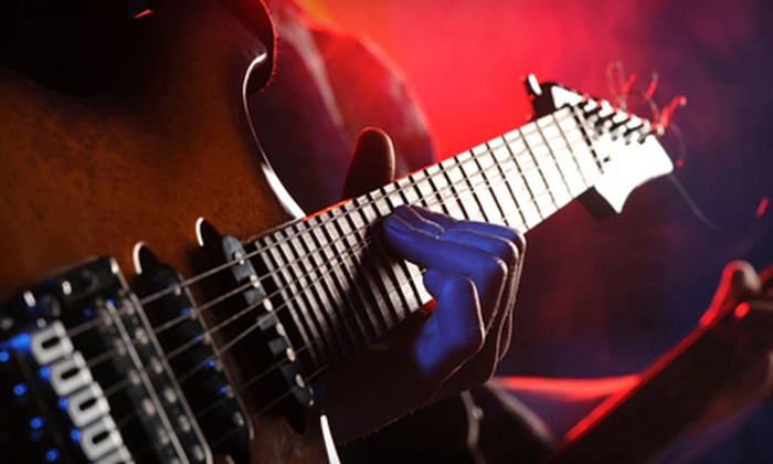 League of Rock - Markham: $49 for a Four-Hour Rock 'n' Roll Workshop at League of Rock ($350 Value)