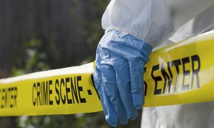 Cursos online de criminología, psicología criminal y psiquiatría forense o medicina forense a elegir desde 19,90 €