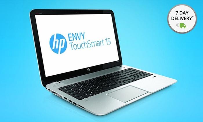 HP Envy 12GB Laptop: HP Envy 12GB Laptop (Manufacturer Refurbished). Free Returns.