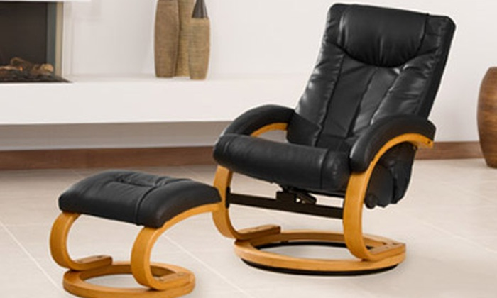 KH Direct Ltd Reclining Chair (£129.98) With Massage Function (£159.98 ... & Reclining Chair | Groupon Goods islam-shia.org