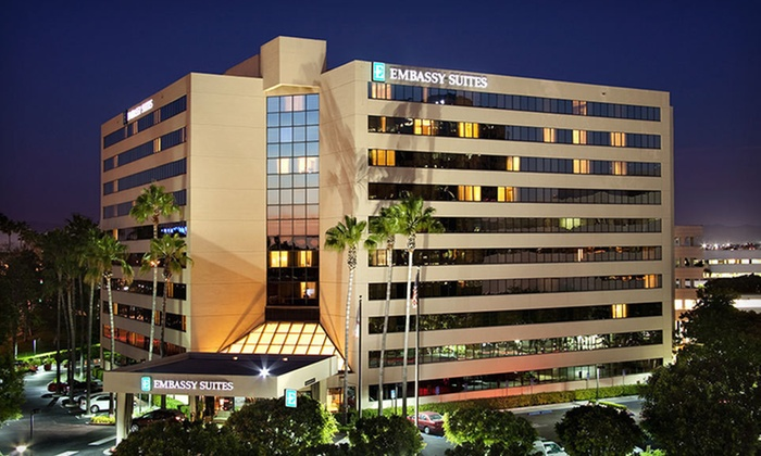 Embassy Suites Irvine-Orange County Airport - Irvine, CA: One- or Two-Night Stay at Embassy Suites Irvine-Orange County Airport