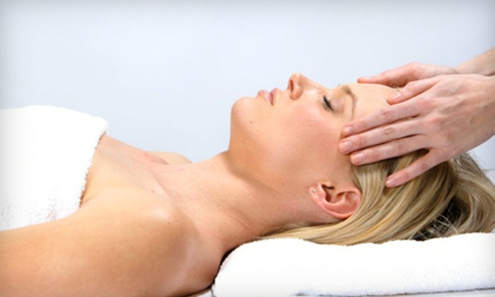 Aprile Chiropractic Center - Highland Oaks Preserve: $49 for a Massage and K-Laser Treatment at Aprile Chiropractic Center in Lutz ($110 Value)