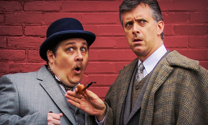 """""""Watson: The Last Great Tale of the Legendary Sherlock Holmes"""" - Mount Gretna: """"Watson: The Last Great Tale of the Legendary Sherlock Holmes"""" at Gretna Theatre on June 28 or 29 (Up to 54% Off)"""
