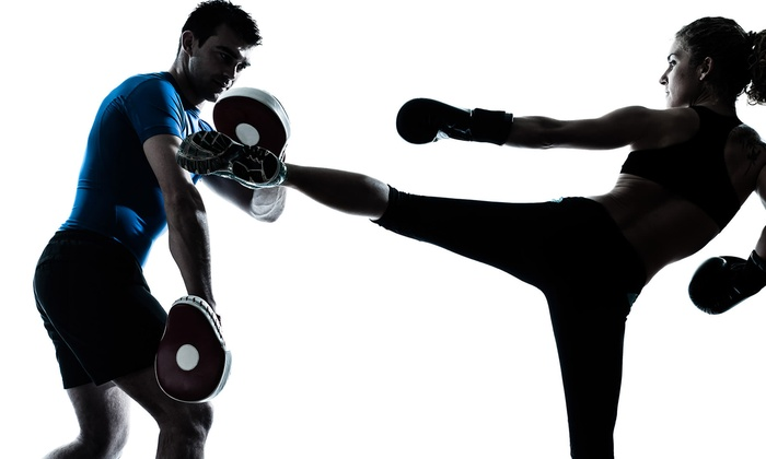 Forca Fitness Studio - Newton : Up to 80% Off Martial Arts Classes at Forca Fitness Studio