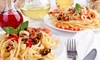 Piazza Presto - Limerick: $22 for $40 Worth of Italian Cuisine at Piazza Presto