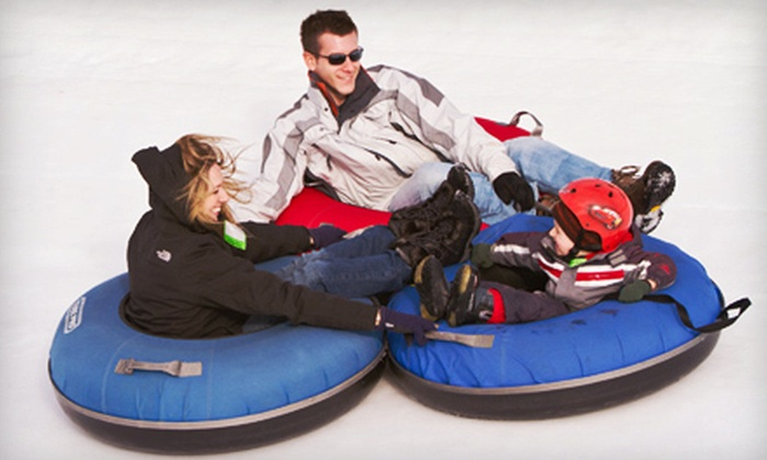 Amesbury Sports Park - Amesbury: Three Hours of Snow Tubing for Two, Four, or Six at Amesbury Sports Park (Up to 55% Off)