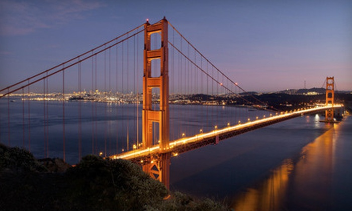 Eric C. Gould Photography - Multiple Locations: Three-Hour Photography Basics or Golden Gate at the Golden Hours Workshop from Eric C. Gould Photography (Up to 67% Off)