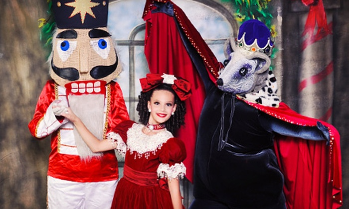 """""""The Nutcracker"""" - Performance Held at Desert Vista Fine Arts Theatre: Ahwatukee Foothills Ballet's """"The Nutcracker"""" at Desert Vista Fine Arts Theatre on December 20 or 21 (Up to 44% Off)"""