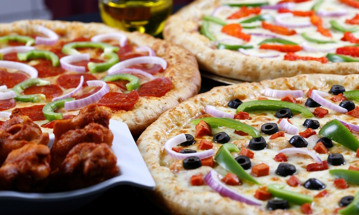 Pizza 1 - Haskell: BYOB Pizza, Subs, and Pasta at Pizza 1 (Half Off). Two Options Available.