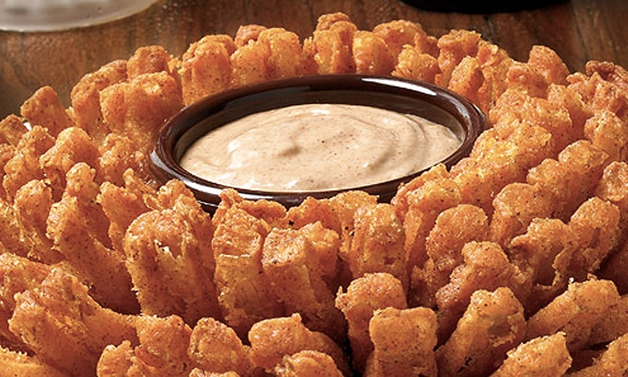 Outback Steak & Oyster Bar - Branson: Aussie Onion with a Pitcher of Beer or Margarita at Outback Steak & Oyster Bar (Up to 48% Off)