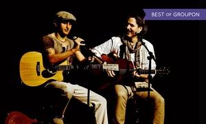 """Wacker & Gary GbR: 1 Ticket für """"Simon & Garfunkel Tribute"""" als Duo oder mit Cello oder mit Streichquartett und Band (50% sparen)"""