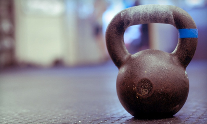 Rockfit - Bucktown: 10 or 20 Kettlebell Classes at Rockfit (Up to 83% Off)