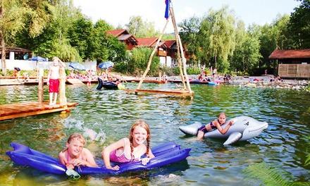 Bayerischer Wald: 3, 4, 6 od. 8 Tage für 2 Erwachsene und 1 Kind oder optional 2 Kinder im Ferienpark Wildgatter ab 75 €