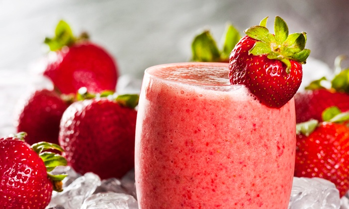 Beyond the Grape - Northeast Pensacola: Up to 50% Off Wine Smoothies at Beyond the Grape