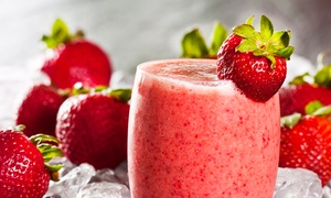 Up To 50% Off Wine Smoothies At Beyond The Grape