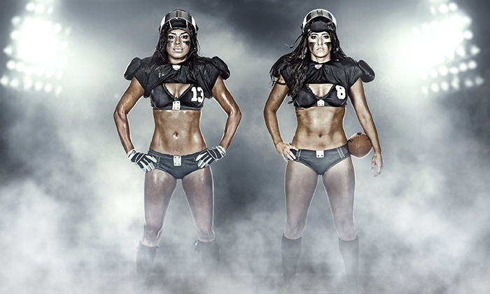 LA Temptation - LA Coliseum: $25 for One Ticket to an LA Temptation Legends Football League Game at LA Coliseum ($45.55 Value)